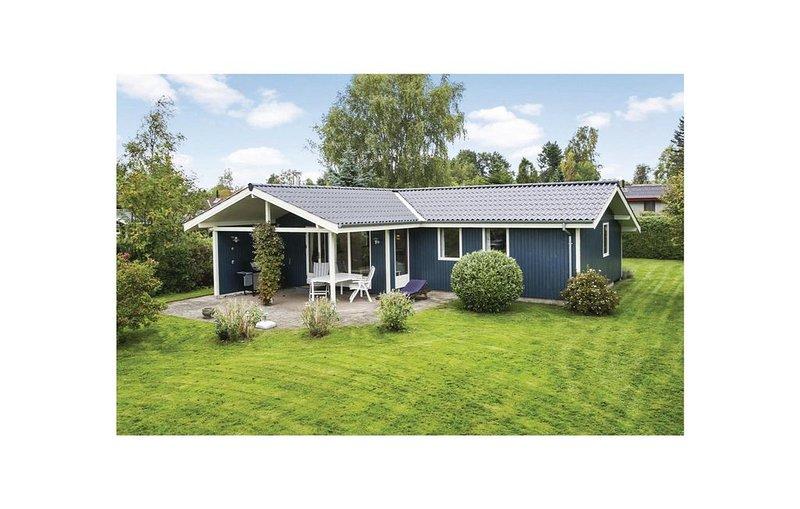 4 Zimmer Unterkunft in Dronningmølle, location de vacances à Kokkedal