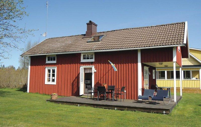 2 Zimmer Unterkunft in Rydaholm, holiday rental in Lammhult