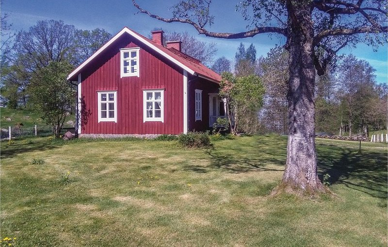 3 Zimmer Unterkunft in Smålandsstenar, alquiler de vacaciones en Bolmsö