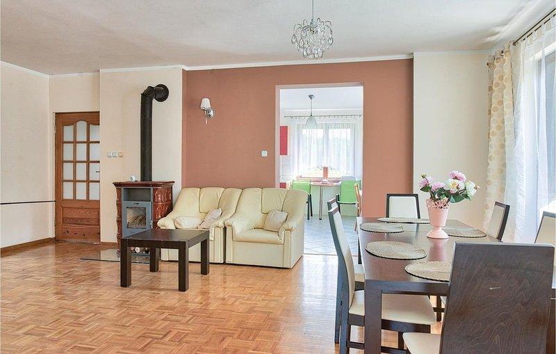 7 Zimmer Unterkunft in Pasym, location de vacances à Stawiguda