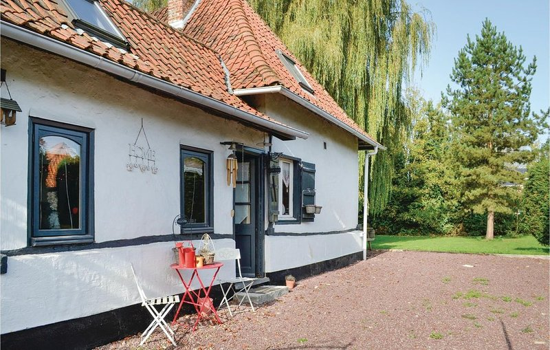 4 Zimmer Unterkunft in Wail, holiday rental in Beauvoir Wavans