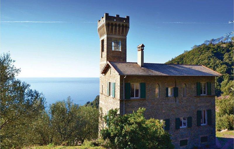 3 Zimmer Unterkunft in Campiglia (SP), alquiler de vacaciones en Porto Venere
