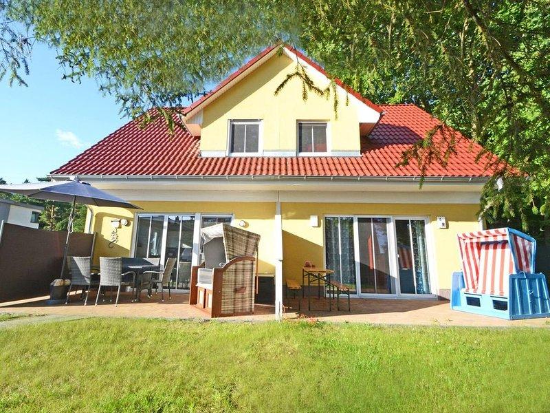 Doppelhaushälfte MeerSeenSucht, holiday rental in Katschow