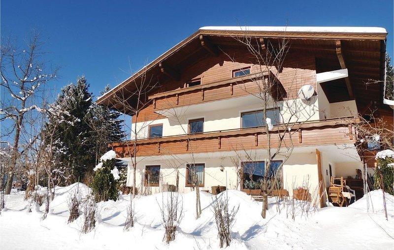 3 Zimmer Unterkunft in Walchsee, location de vacances à Walchsee