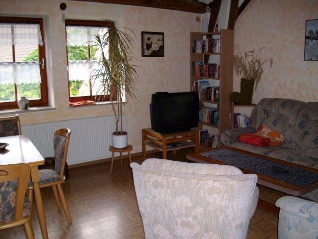 90qm-große Ferienwohnung für bis zu 7 Personen, location de vacances à Kirchberg an der Jagst