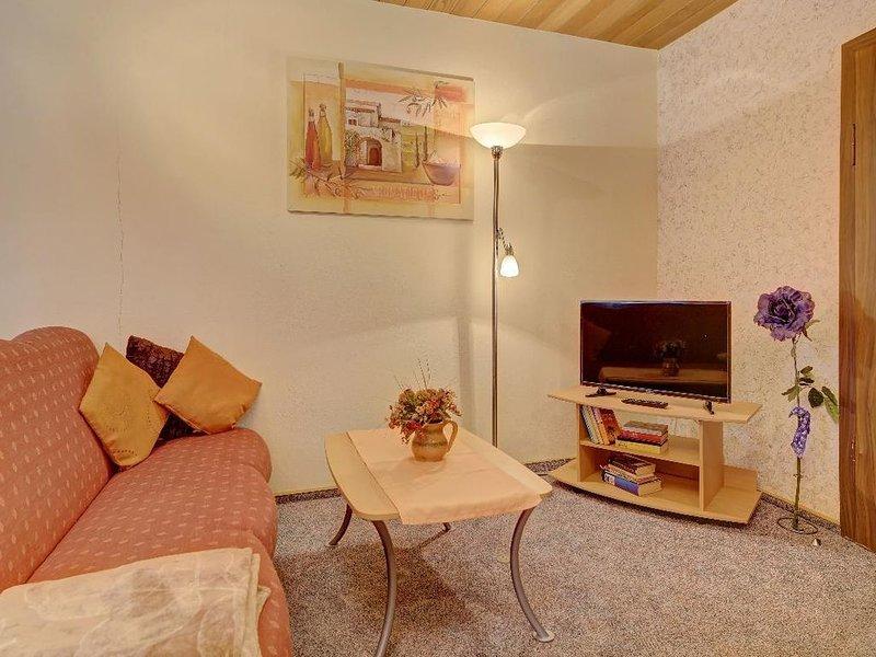 Gemütliches Studio-Appartement (40 qm) mit kleinem Balkon, direkt am Nationalpar, vakantiewoning in Kvilda