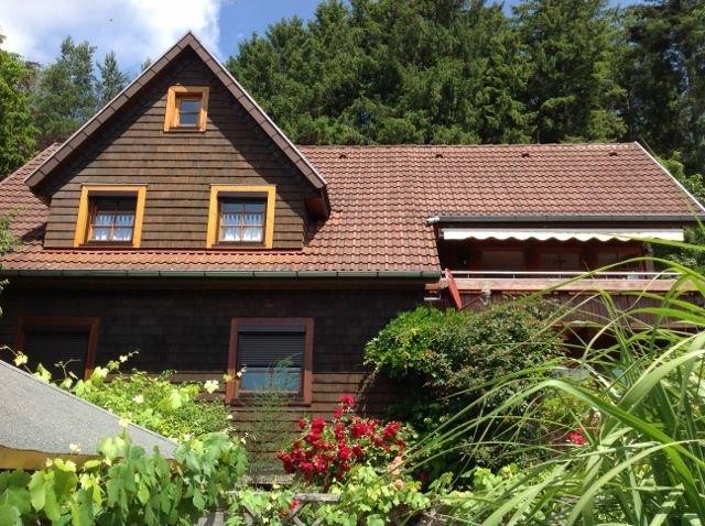 Ferienwohnung 84qm, 2 Schlafzimmer, max. 4 Personen, aluguéis de temporada em St. Georgen im Schwarzwald
