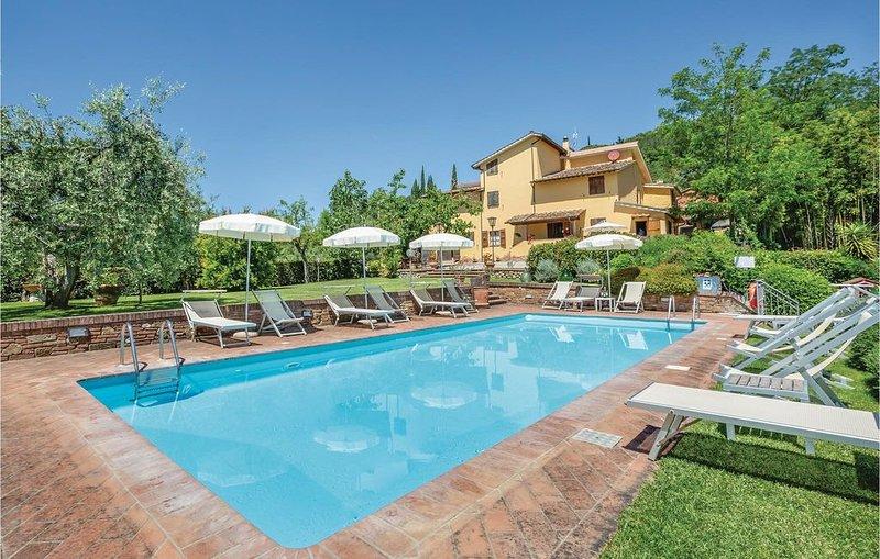 3 Zimmer Unterkunft in Montopoli **** PI, location de vacances à Marti