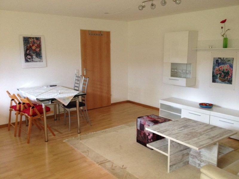 Ferienwohnung, 40qm mit 1 Schlafzimmer für max. 2 Personen, casa vacanza a Boetzingen