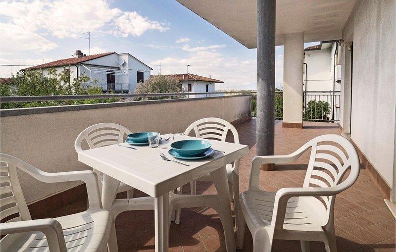 1 Zimmer Unterkunft in Lido di Dante (RA), holiday rental in Savio di Ravenna