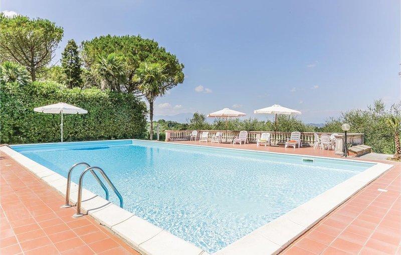3 Zimmer Unterkunft in Palaia (PI), holiday rental in Montechiari