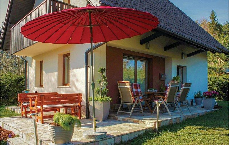 3 Zimmer Unterkunft in Preserje, aluguéis de temporada em Nova Vas