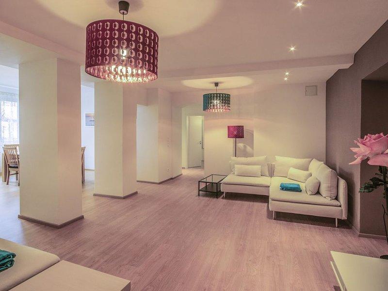 Ferienwohnung Oriental, 120 qm, 2 Schlafzimmer, max. 6 Personen, holiday rental in Lindau