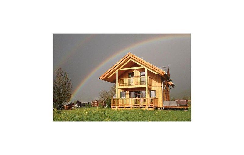 4 Zimmer Unterkunft in St.Georgen A.Kreischb., aluguéis de temporada em Sankt Lorenzen ob Murau