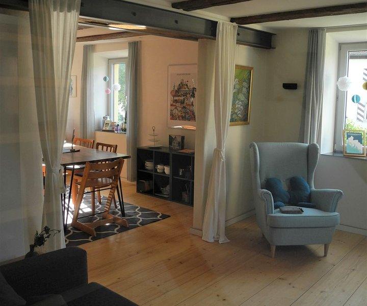Ferienhaus Hildahüsli, 1 Schlafzimmer und 1 Wohn-/Schlafraum, max. 4 Personen, location de vacances à Britzingen