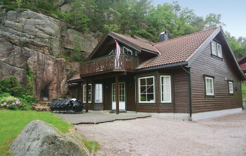 6 Zimmer Unterkunft in Lindesnes, location de vacances à Mandal Municipality