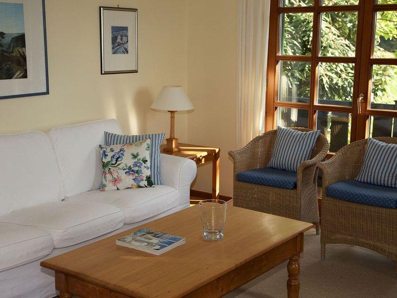Appartement Bachblick, 100 qm, 3 slaapkamers, max. 4 personen