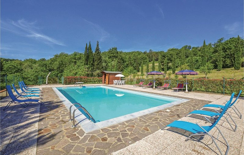 4 Zimmer Unterkunft in Capolona (AR), vacation rental in Talla