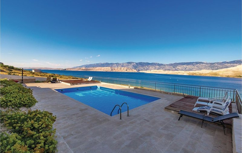 2 Zimmer Unterkunft in Pag, holiday rental in Pag