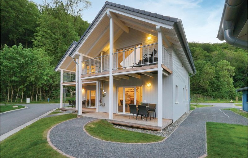 4 Zimmer Unterkunft in Thale, location de vacances à Allrode