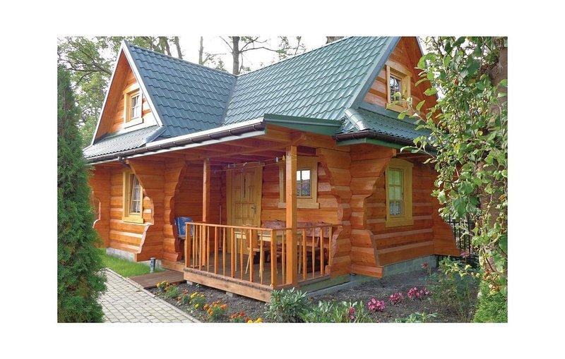 2 Zimmer Unterkunft in Gaski, location de vacances à Ustronie Morskie