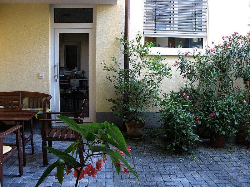 Ferienwohnung im alten Winzerhaus, 55qm, 1 Schlafzimmer, max. 4 Personen, holiday rental in Vogtsburg im Kaiserstuhl