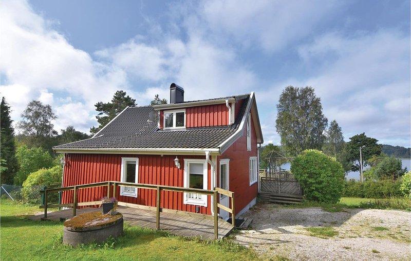 2 Zimmer Unterkunft in Hedekas, location de vacances à Hogsater