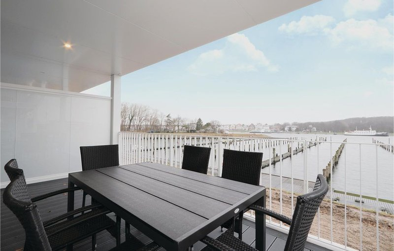 2 Zimmer Unterkunft in Travemünde Waterfront, vacation rental in Travemuende
