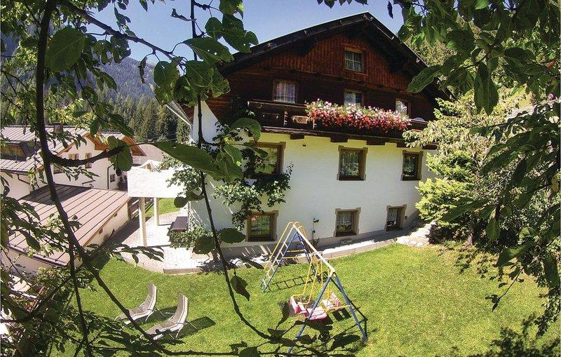 4 Zimmer Unterkunft in St. Leonhard, vacation rental in Wenns
