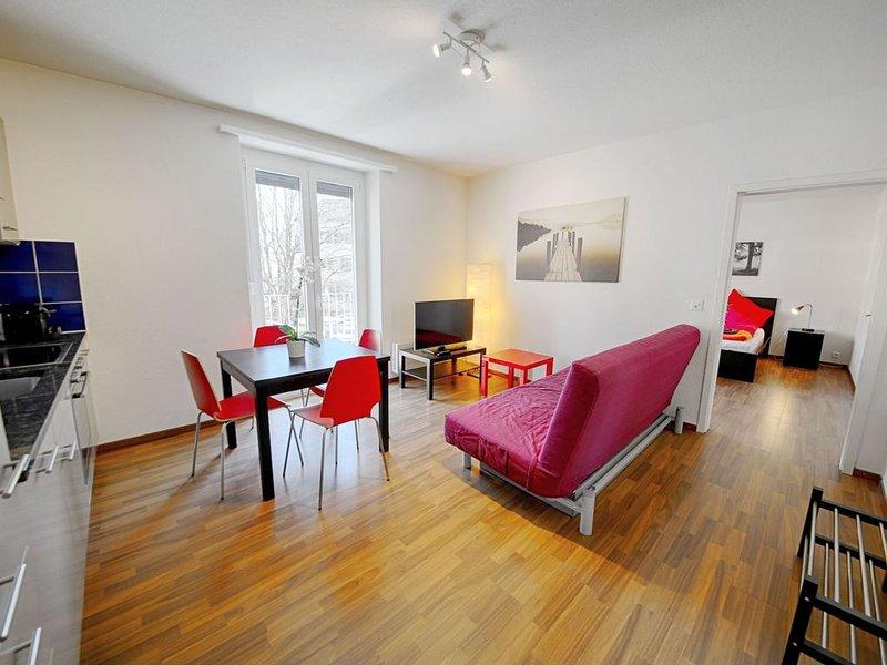 ZH Raspberry ll - Oerlikon HITrental Apartment, holiday rental in Regensberg