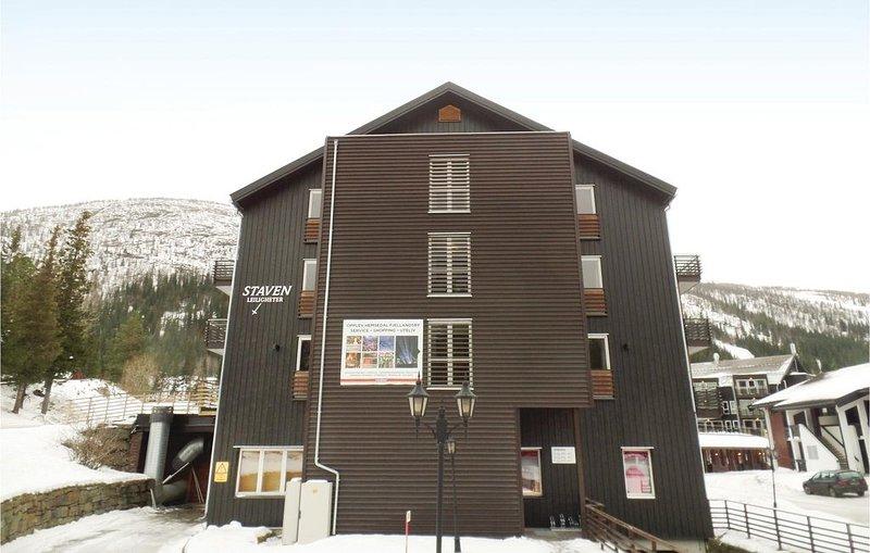 2 Zimmer Unterkunft in Hemsedal, vacation rental in Buskerud