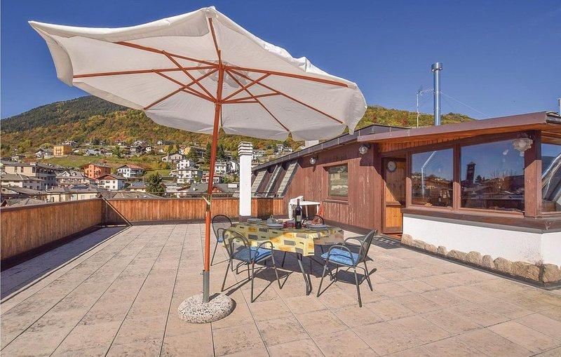 3 Zimmer Unterkunft in Teglio (SO), holiday rental in Chiuro