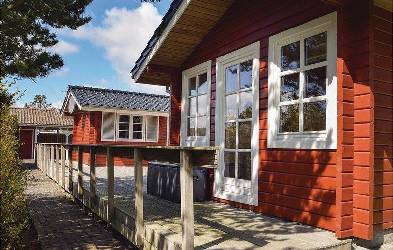 4 Zimmer Unterkunft in Malling, casa vacanza a Harlev