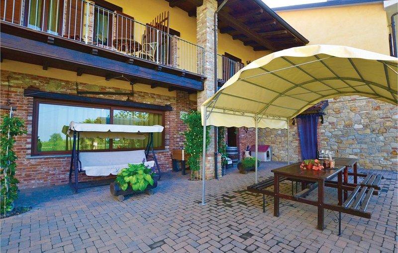 3 Zimmer Unterkunft in Marsaglia CN, vakantiewoning in Rocca Ciglie