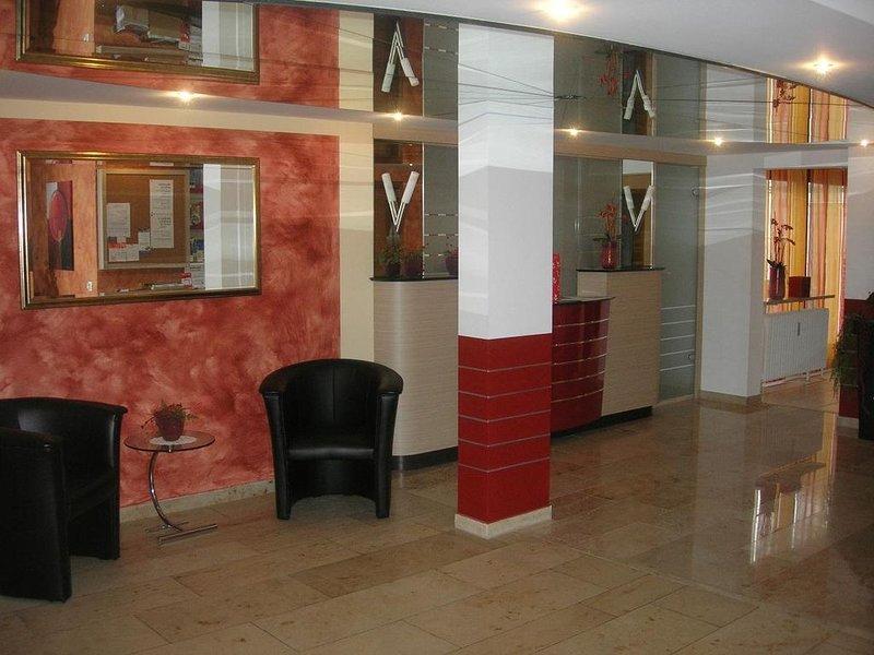 Appartement I | 22qm großes Appartement in zentraler Lage für eine Person (aller, holiday rental in Bad Fussing