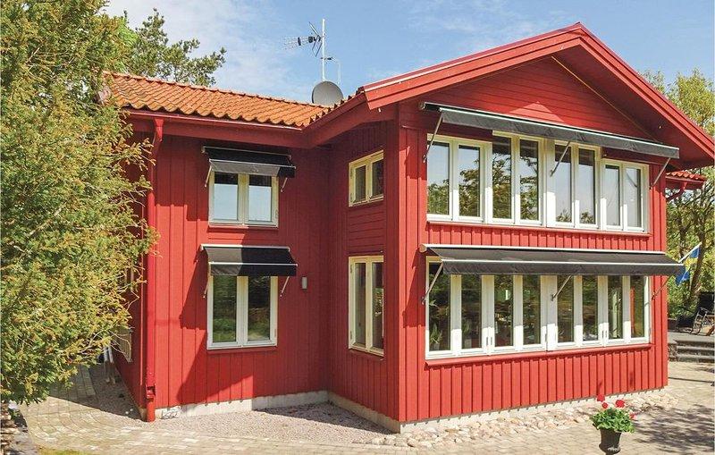2 Zimmer Unterkunft in Ronneby, holiday rental in Ronneby