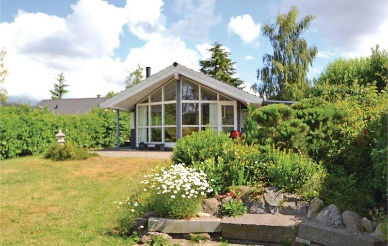 2 Zimmer Unterkunft in Silkeborg, location de vacances à Bording