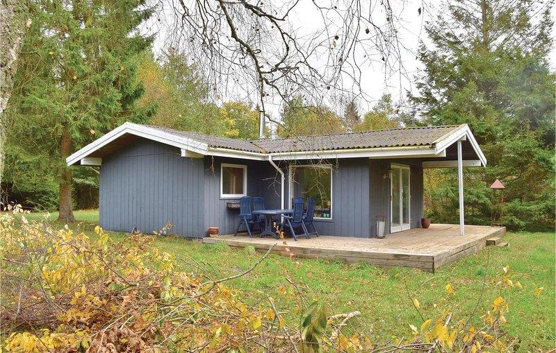 2 Zimmer Unterkunft in Herning, location de vacances à Bording