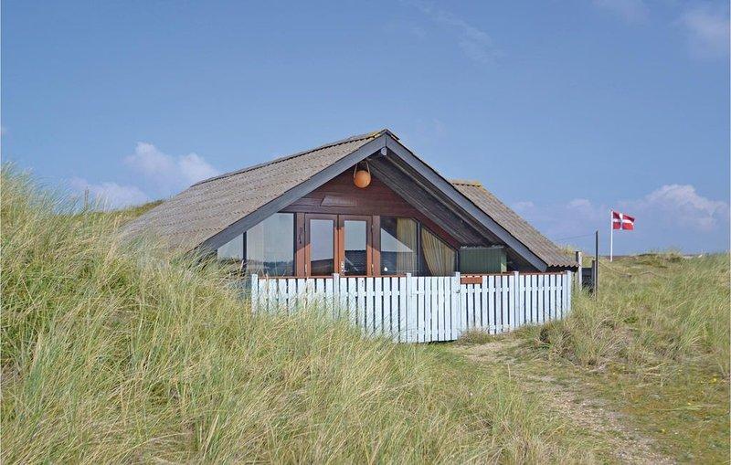2 Zimmer Unterkunft in Hvide Sande, vacation rental in Bork Havn