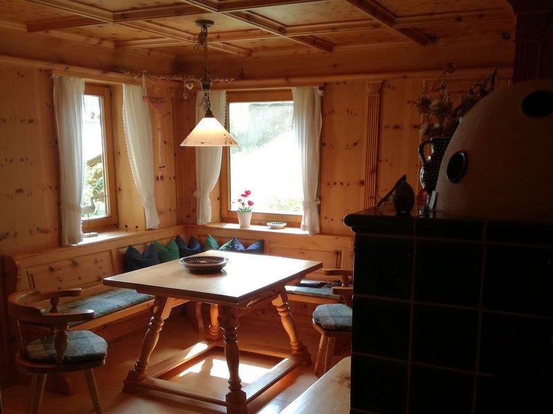 Ferienwohnung Nr. 1 Watzmann, für 2 Personen, location de vacances à Berchtesgaden