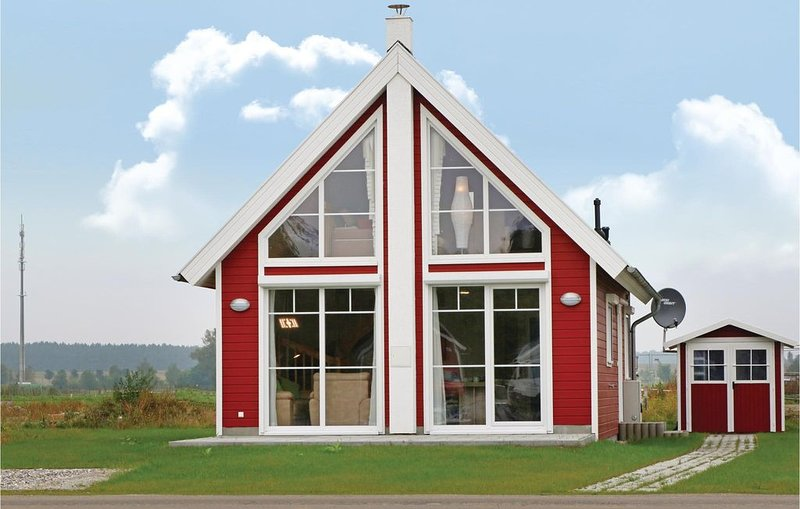 2 Zimmer Unterkunft in Zerpenschleuse, aluguéis de temporada em Biesenthal
