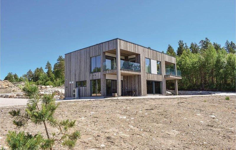 4 Zimmer Unterkunft in Treungen, Ferienwohnung in Nissedal Municipality