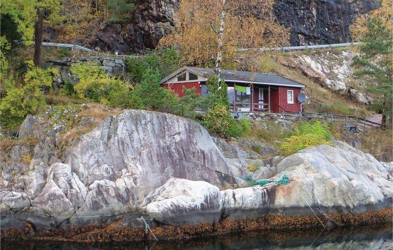 2 Zimmer Unterkunft in Vallavik, location de vacances à Granvin