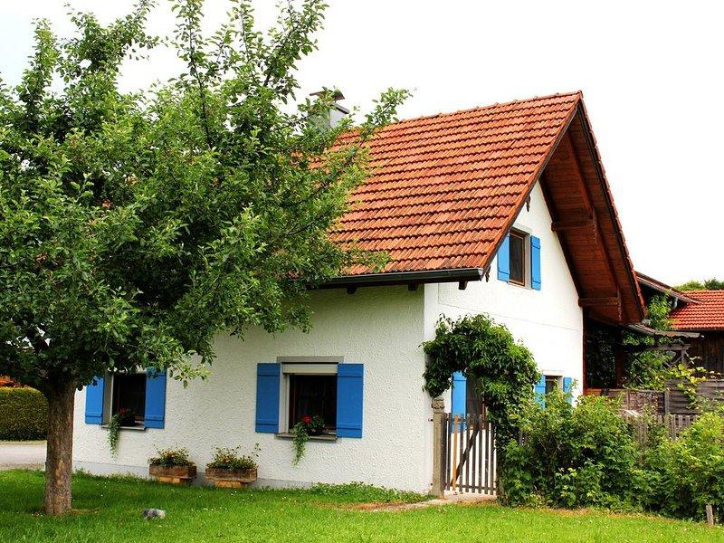 Ferienhaus mit 2 Schlafzimmern, location de vacances à Trostberg an der Alz