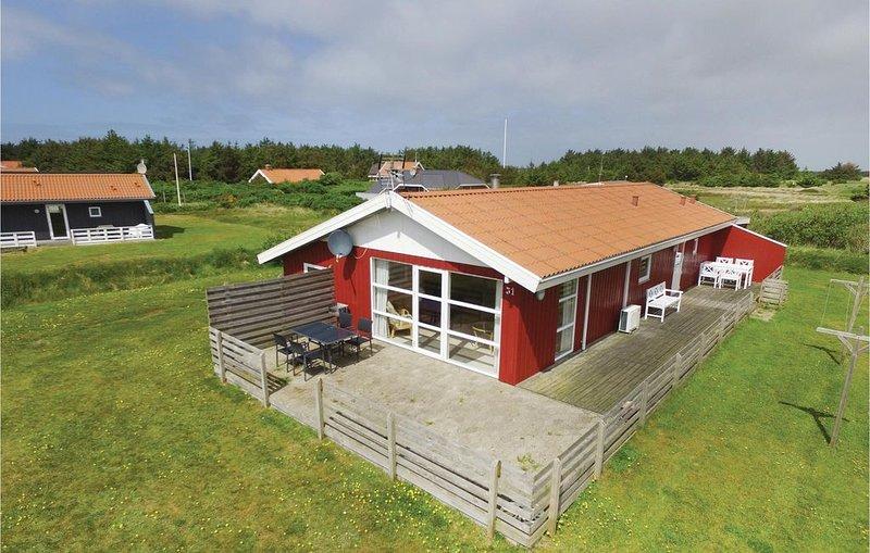 4 Zimmer Unterkunft in Harboøre, location de vacances à Lemvig