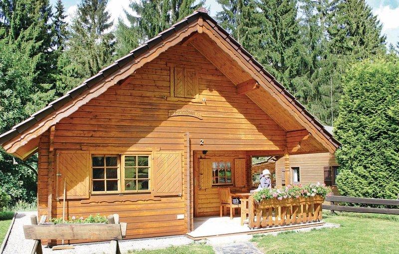 2 Zimmer Unterkunft in Drognitz, location de vacances à Stadtroda
