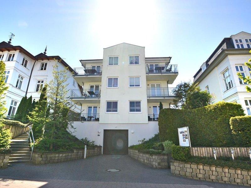 Haus Ferienidyll - Appartement 1, holiday rental in Seebad Ahlbeck