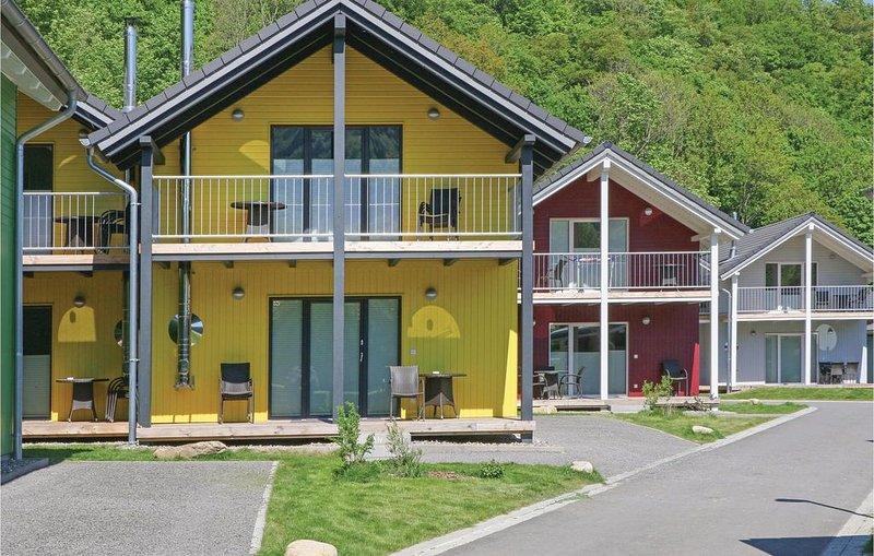 4 Zimmer Unterkunft in Thale, holiday rental in Allrode