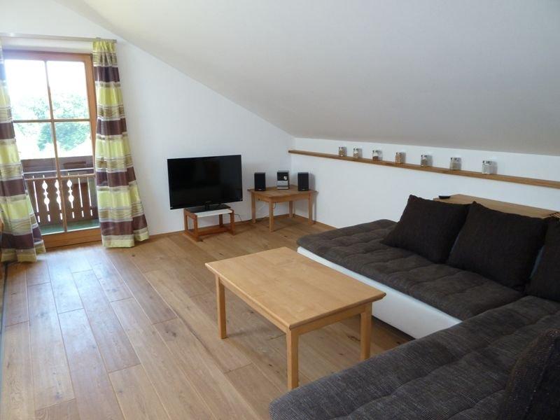 Appartement Holzmaier woonkamer