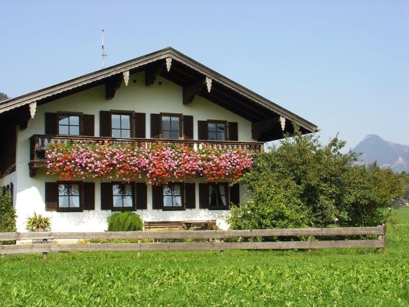 Ferienwohnung für 4 Personen (47 qm), casa vacanza a Kufstein